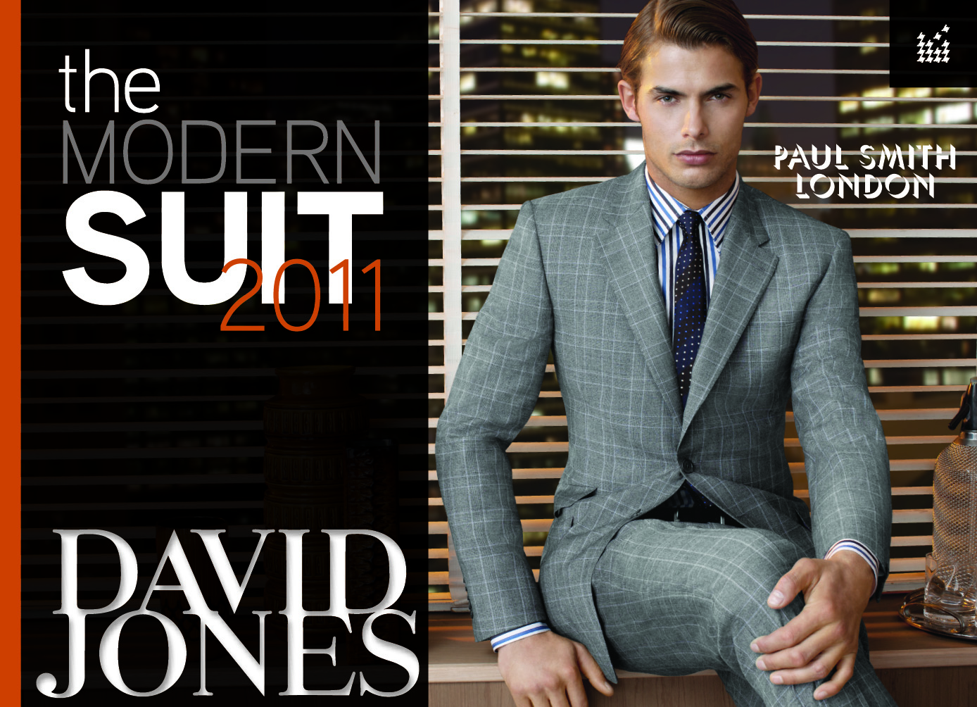 DAVID JONES MENSWEAR